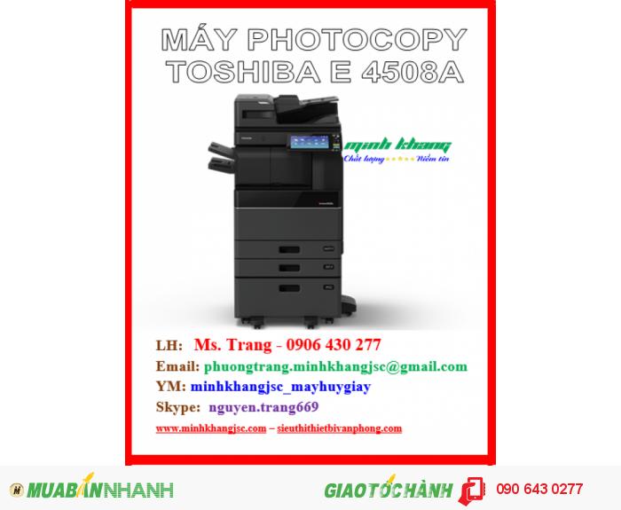 may photo toshiba estudio 4508a2