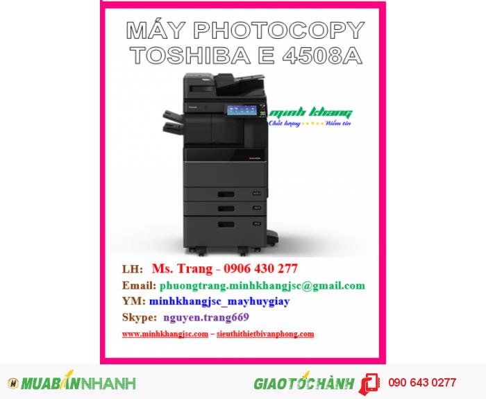 may photocopy toshiba 4508a4