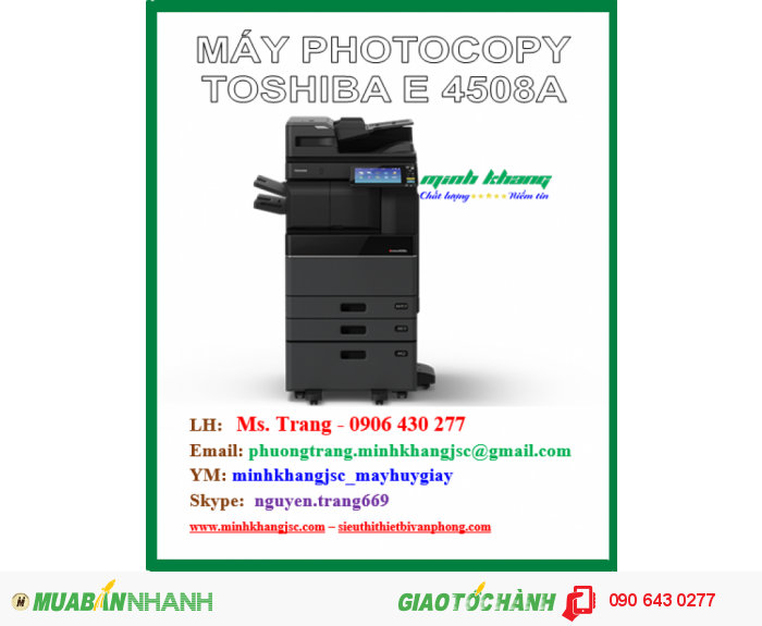 may photocopy toshiba 4508a6