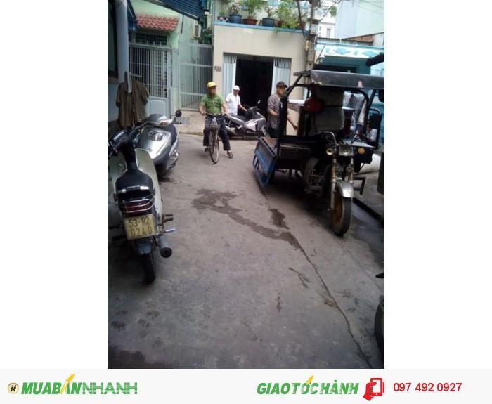 Bán nhà hẻm xe hơi Phan Đăng Lưu, P.7, Phú Nhuận.