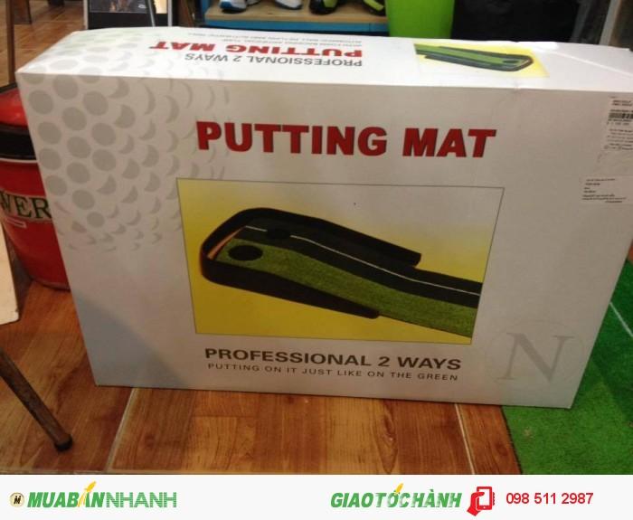 Putting Mat từ Malaysia