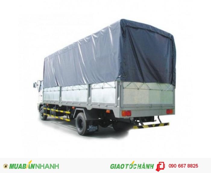 Đo và máy bạt che mưa cho xe tải