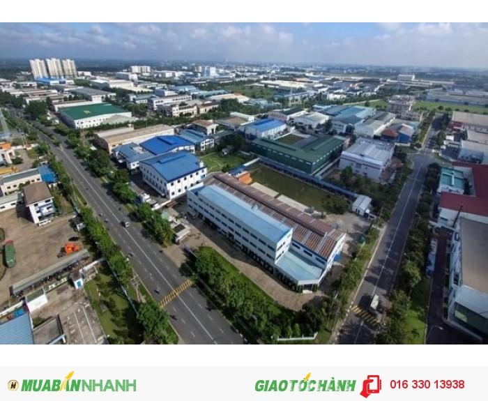 Becamex idc mở bán một số tài sản trong khu đô thị mới bình dương