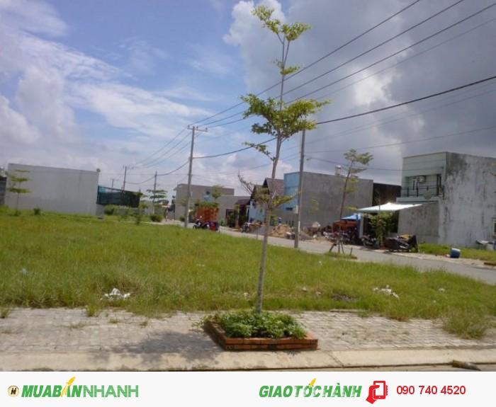 Đất đại lộ Trần Văn Giàu gần cụm KCN lớn Bình Chánh