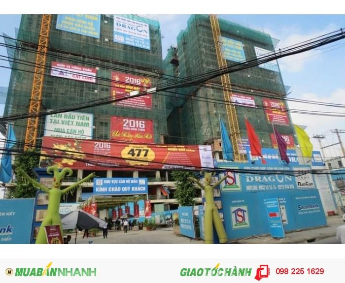 Chương trình bán hàng đặc biệt ưu đãi lớn dành cho khách mua The Southern Dragon Âu Cơ Tân Phú