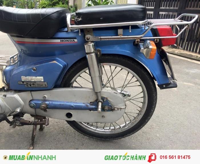 Honda Cub 50cc BSTP 2