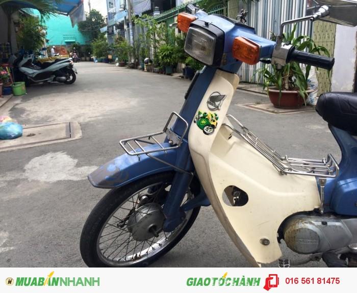 Honda Cub 50cc BSTP 3
