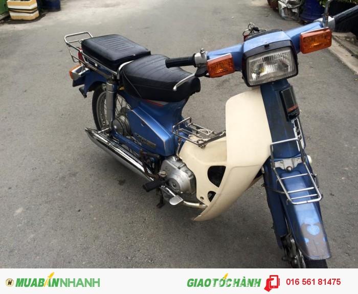 Honda Cub 50cc BSTP 4
