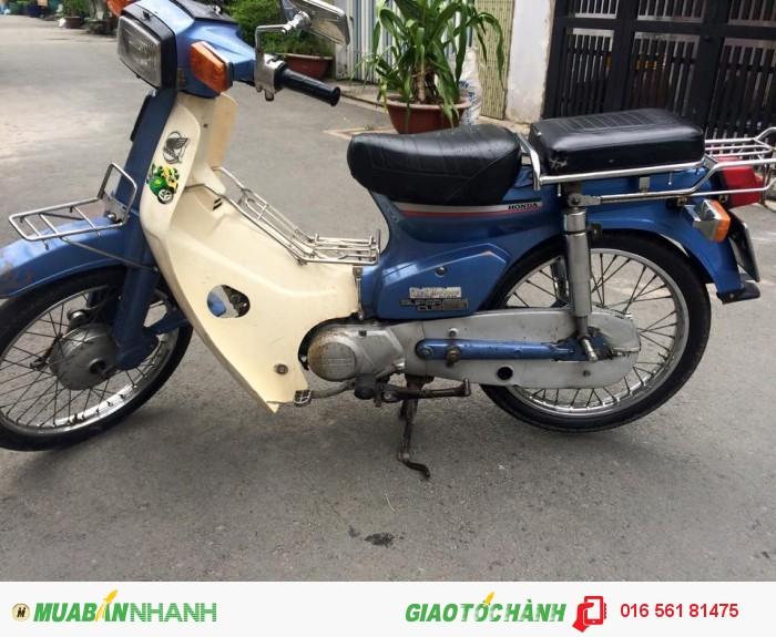Honda Cub 50cc BSTP 5