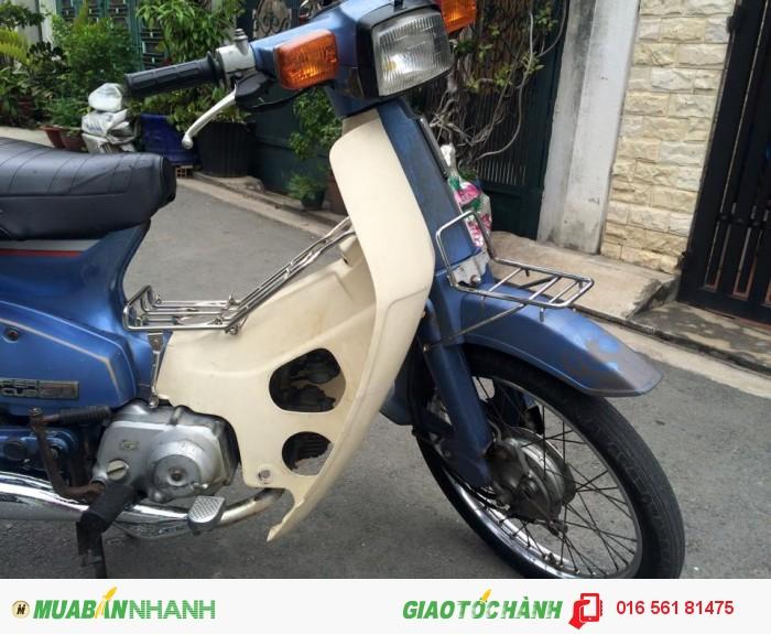 Honda Cub 50cc BSTP 6