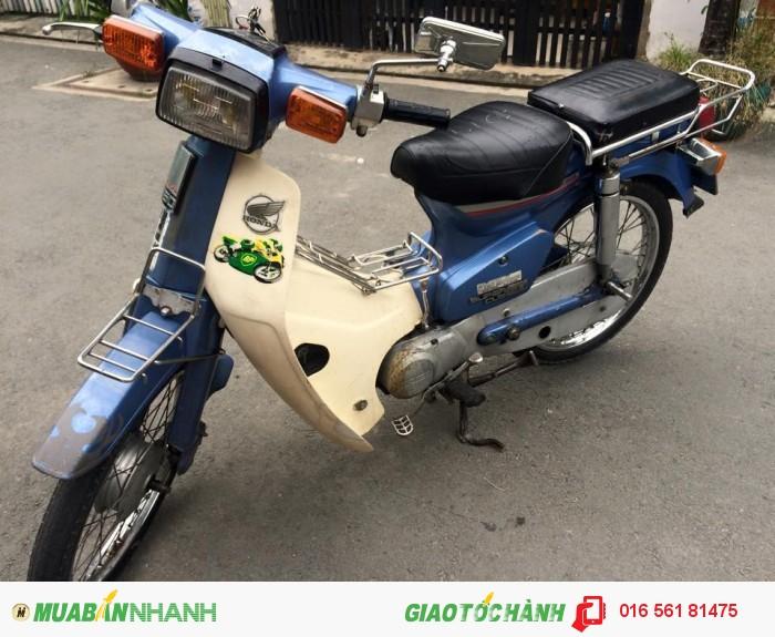 Honda Cub 50cc BSTP 7