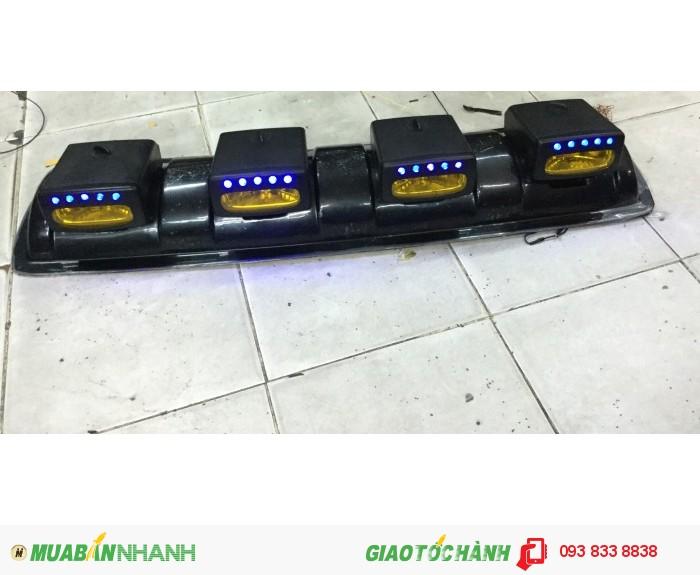 Độ đèn xe Ford Ranger bán tải