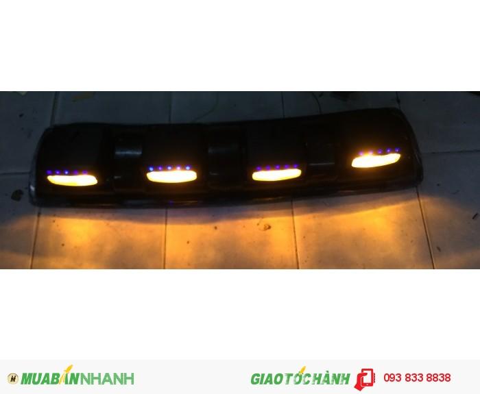 Độ đèn xe Ford Ranger bán tải 3