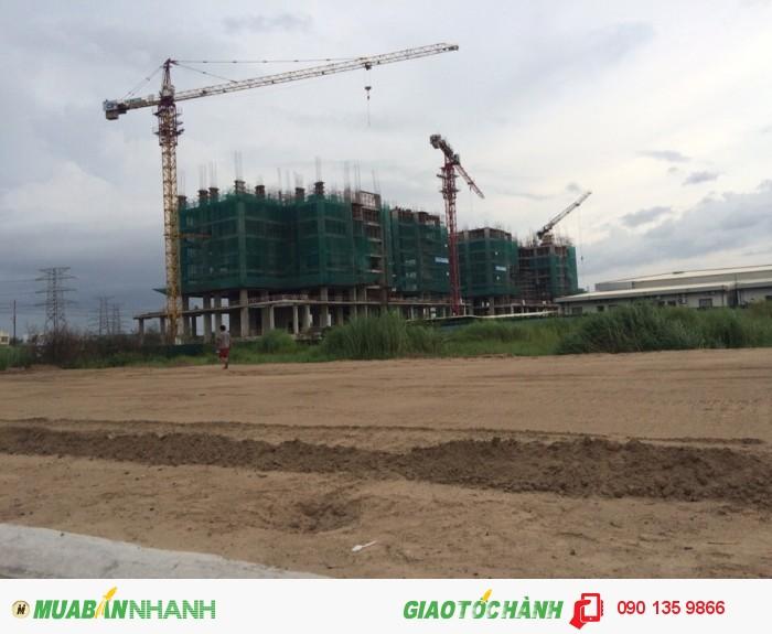 Bán 1 lô 80m2 mặt tiền đường Trần Đại Nghĩa, ngay vòng xoay An Lạc