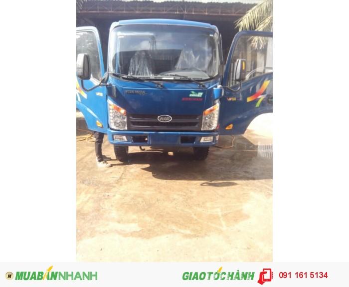 Xe ben 2t chạy nội thành, VB200, động cơ D4DH Hyundai., 3