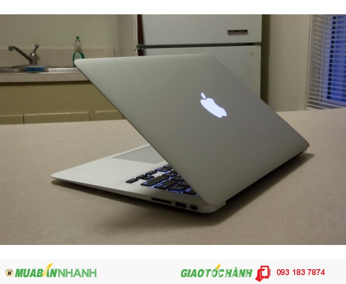 Macbook Air 2012 MD223, 11.6in, i5, 4G, 64G, 99%, zin 100%, giá rẻ mới 99%, zin 100%. Hàng xách tay USA.