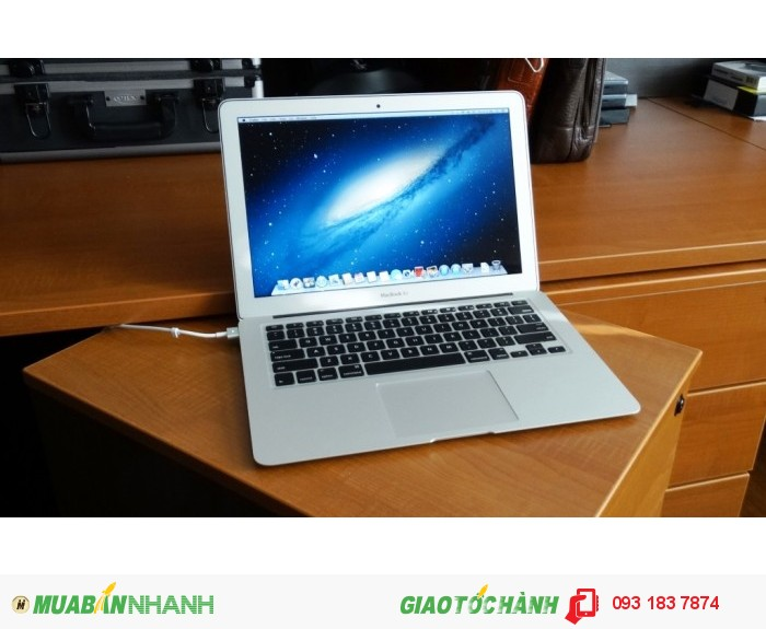 Macbook air 2012 MD223, 11.6in, i5, 4G, 64G, 99%, zin 100%, giá rẻ