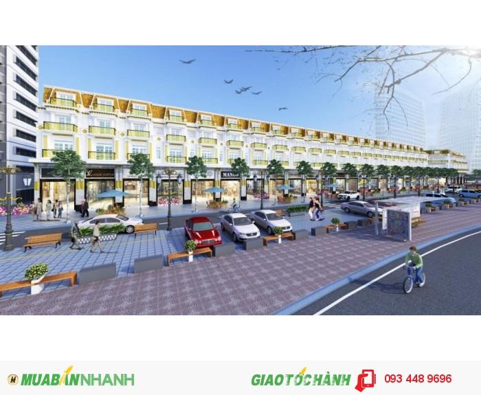 Bán nhà phố thương mại 24h Vạn Phúc, Hà Đông, Hà Nội