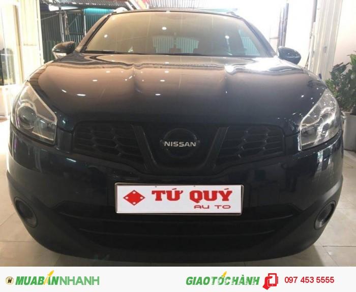 Nissan Qashqai 2.0 SE sản xuất năm 2010