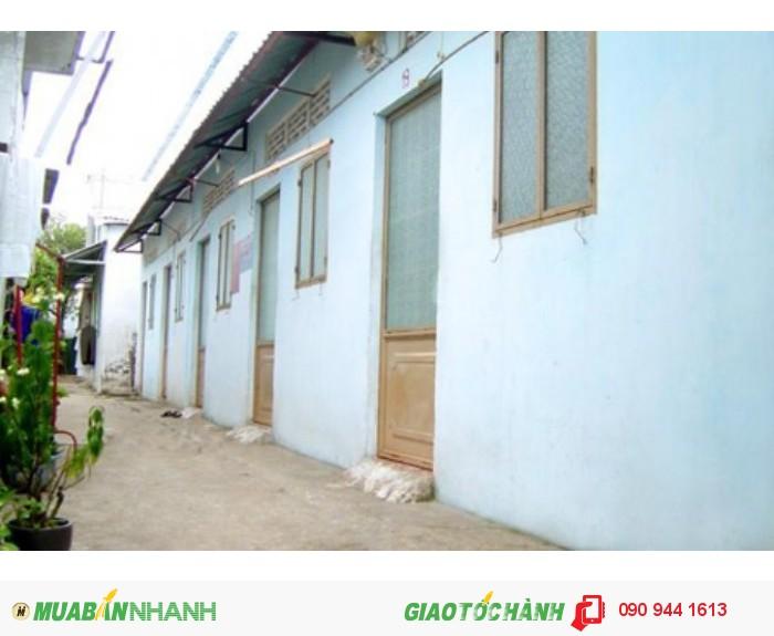 Dãy trọ 5 phòng Trương Văn Hải bán gấp giá rẻ
