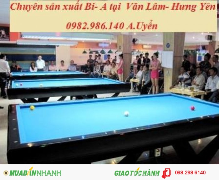 AVS Billiards - SỰ LỰA CHỌN TỐT NHẤT CHO CÁC CLB BI-A