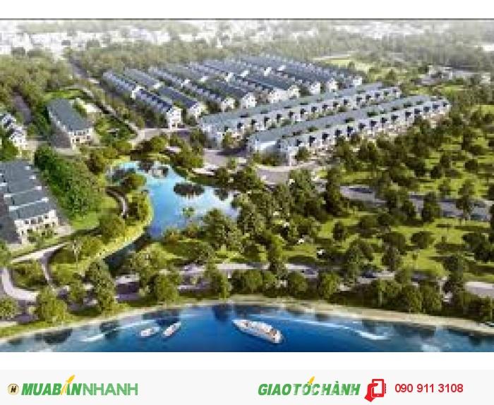 Park Riverside - Khu nhà phố biệt lập ven sông - Nơi sự nghỉ dưỡng được tối ưu nhất