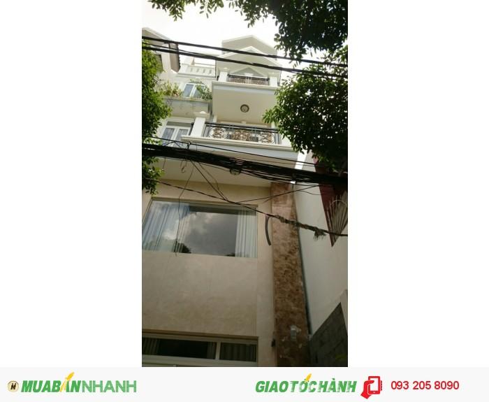 Bán nhà MT Phan Chu Trinh, DT: 5 x 19m, 4 tấm. Giá: 7.5 Tỷ
