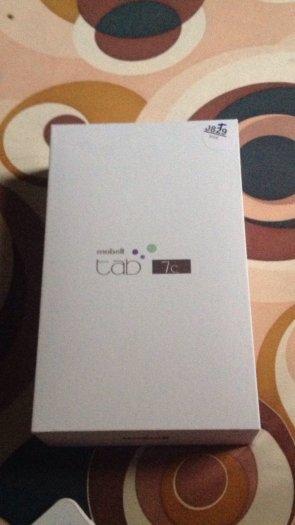 Máy tính bảng mobell tab 7c wifi 3g nghe gọi mới 100%
