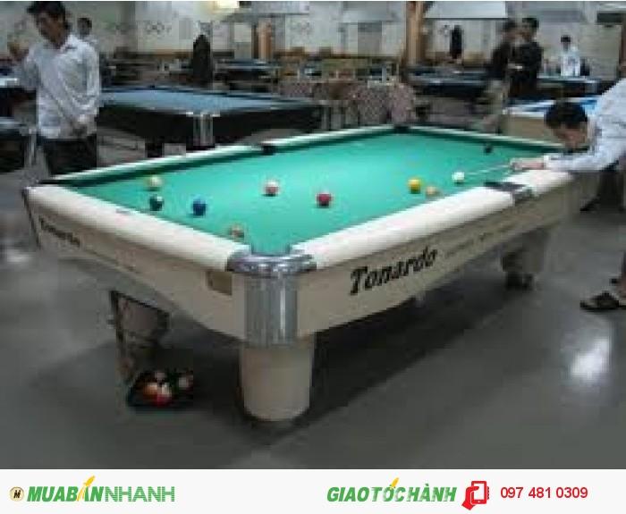 Mua bán bàn bida - Billiards Việt Nam