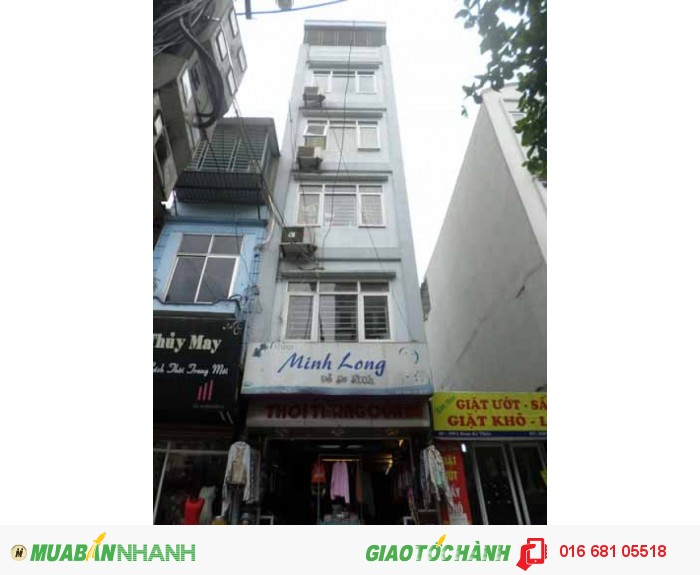Bán nhà mặt phố Nguyễn Lương Bằng: 130 m2 – 4.5 m – 20.3 tỷ