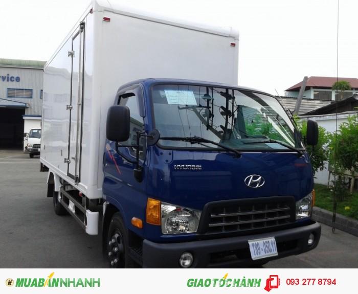 Cần bán xe tải huyndai HD98 6,5 tấn.Tặng 100% chi phí đăng ký.Hỗ trợ trả góp 80% giá trị xe