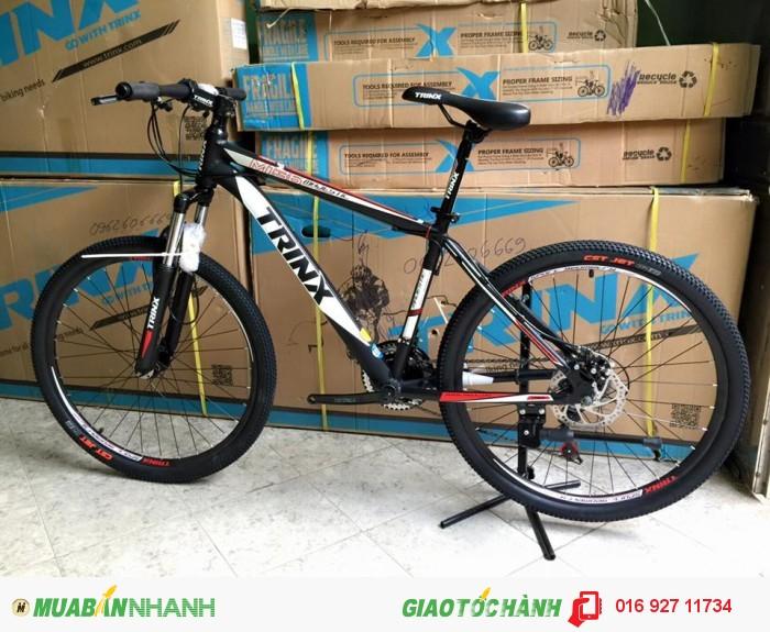 Xe đạp Trinx M136 2016, mới 100%