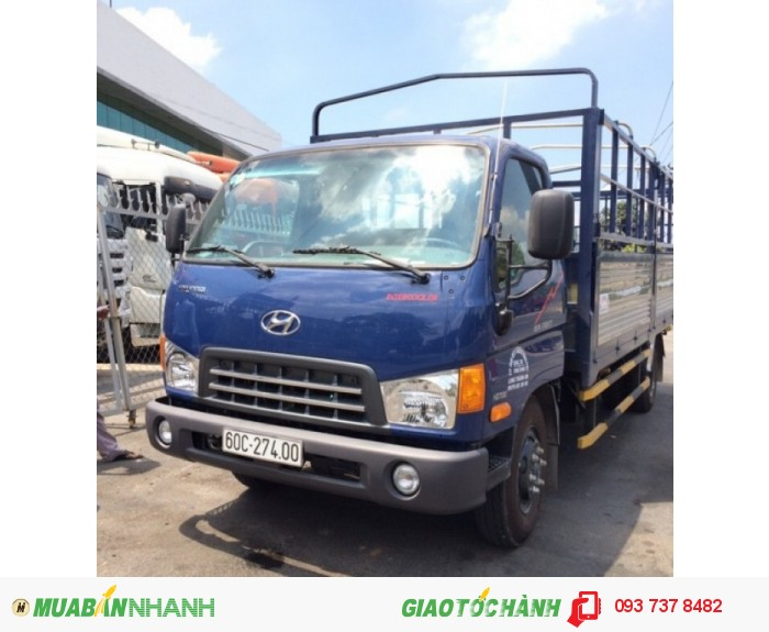 Hyundai HD700 sản xuất năm