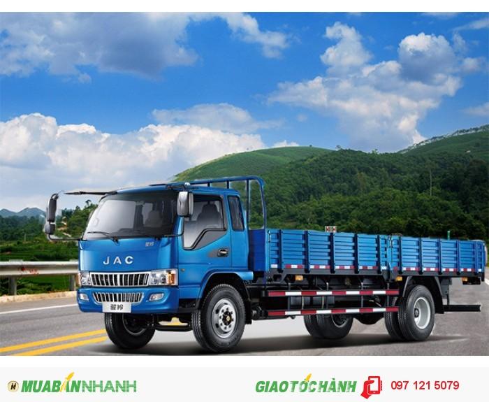 JAC Tải nhẹ sản xuất năm  Số tay (số sàn) Xe tải động cơ Dầu diesel