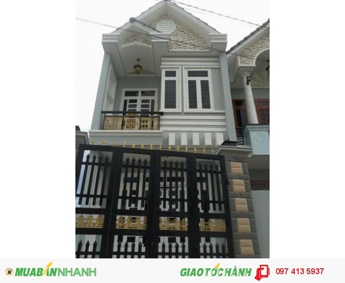 Nhà Nguyễn Văn Bứa - 500 triệu nhận nhà ngay.