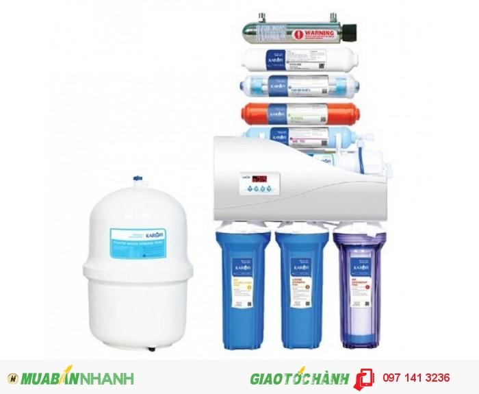Khuyến mại máy lọc nước Karofi iro 1.1  K8I tại hàng thương hiệu số 1