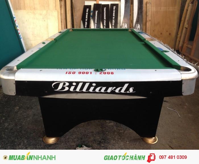 Billiards Trịnh Uyển - Nhà cung cấp, phân phối các mặt hàng Billiards hàng đầu tại Việt Nam với nhiều sản phẩm đa dạng và phong phú về chủng loại, màu sắc, giá cả