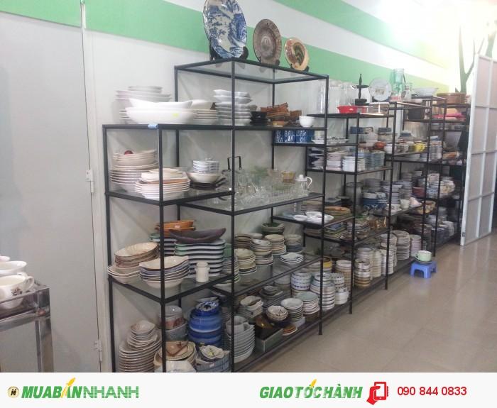 Kệ trưng bày sản phẩm, không hàn cố định, không gắn ốc vít, kệ lắp ráp Việt Cường Phát0