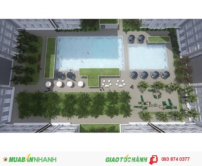 Topaz Home ngay Tham Lương – Tân Bình căn hộ giá rẻ nhất quận 12 nằm ngay mặt đường Phan Văn Hớn 595tr/2PN