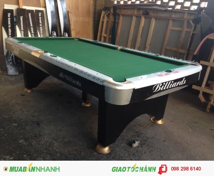 Đến với Billiards Trịnh Uyển bạn sẽ được trải nghiệm những sản phẩm tốt nhất cùng dịch vụ tiện ích với bộ môn thể thao Billiards đang thịnh hành tại Việt Nam. Trịnh Uyển - Sản xuất bàn bi a, bàn bi lắc, bàn bóng hàng hàng đầu VN