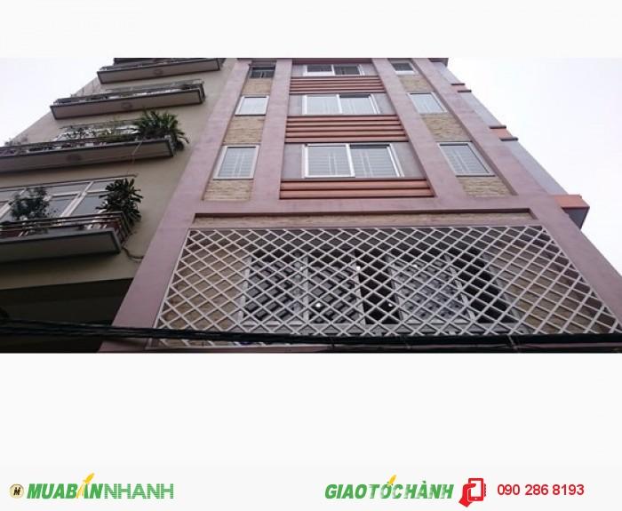 Nhà Lương Văn Can, phố cổ 55m, 5.5 tầng, MT 4m giá rẻ.