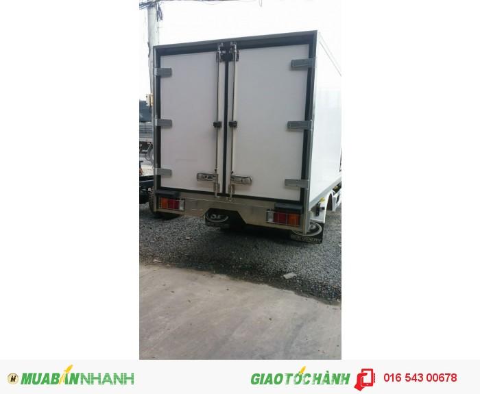 Xe tải 6 tấn thùng bảo ôn