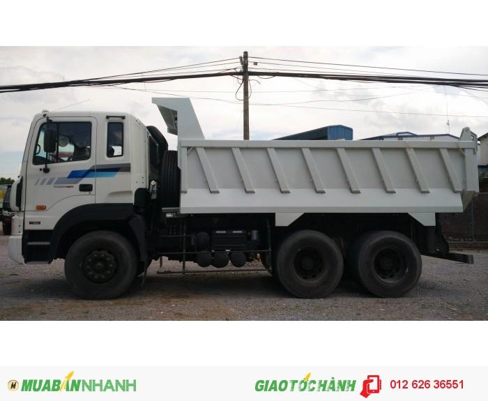 Bán xe ben Hyundai HD270  10 m3/ Xe tải HD270