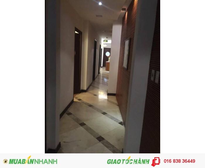 Bán nhà MP thợ nhuộm, Hoàn Kiếm: 133m2x9 tầng đẹp mới hiện đại,MT5m, giá 53 tỷ