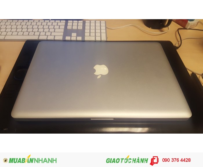 Macbook pro MD318 | 2 card màn hình: card onboard HD graphic 3000 và card rời AMD Radeon HD 6750M
