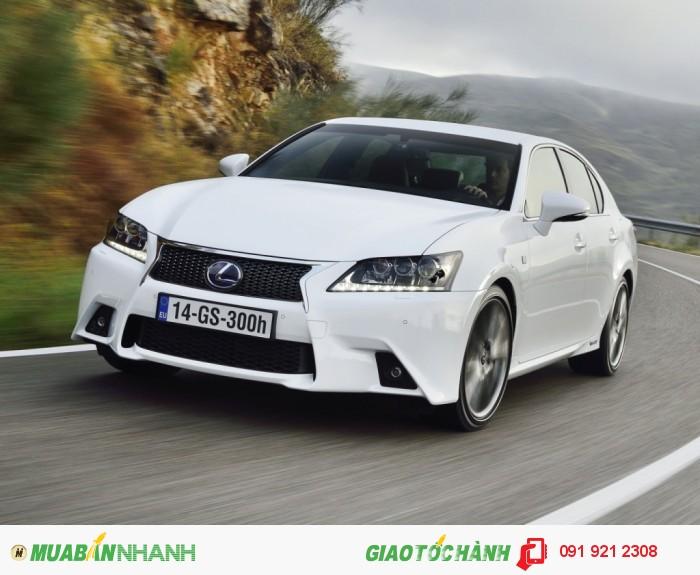 Cho thuê xe du lịch, thuê xe tháng Lexus GS 350 2014