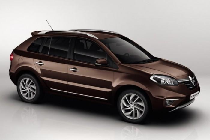 Xe Renault Koleos nhập khẩu,khuyến mãi cực lớn,Có đủ màu,Giao xe ngay