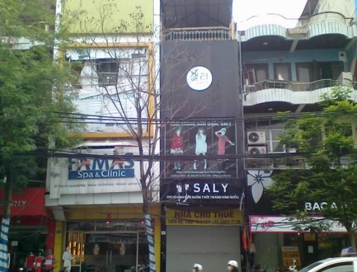 Bán nhà mặt phố Hàng Mã 100m x 4 tầng, 43 tỷ, kinh doanh