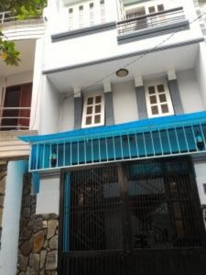 Bán Nhà Hẻm Xe Hơi Tân Sơn Nhì, DT: 4 x 13M, 4 Tấm, Giá: 3.95 Tỷ.
