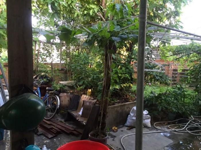 Bán nhà cấp 4 hẻm bê tông ô tô sát UBND xã Vĩnh Thạnh,Nha Trang.